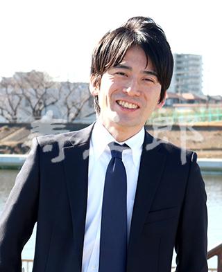 寿五郎代表 近藤忠勝